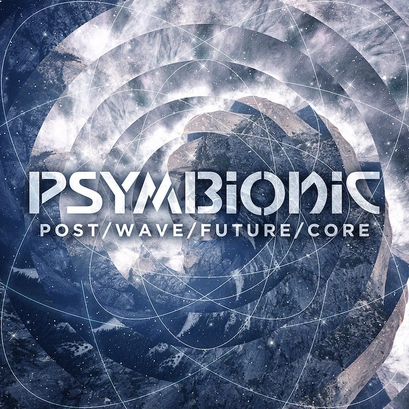 Psymbionic_PostWaveFutureCore_Cover