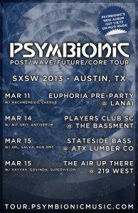 SXSW Dates 2013