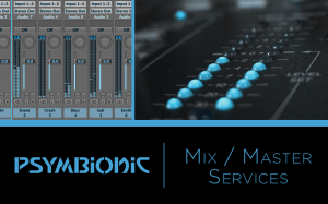 Now Offering Mastering / Mixing Services