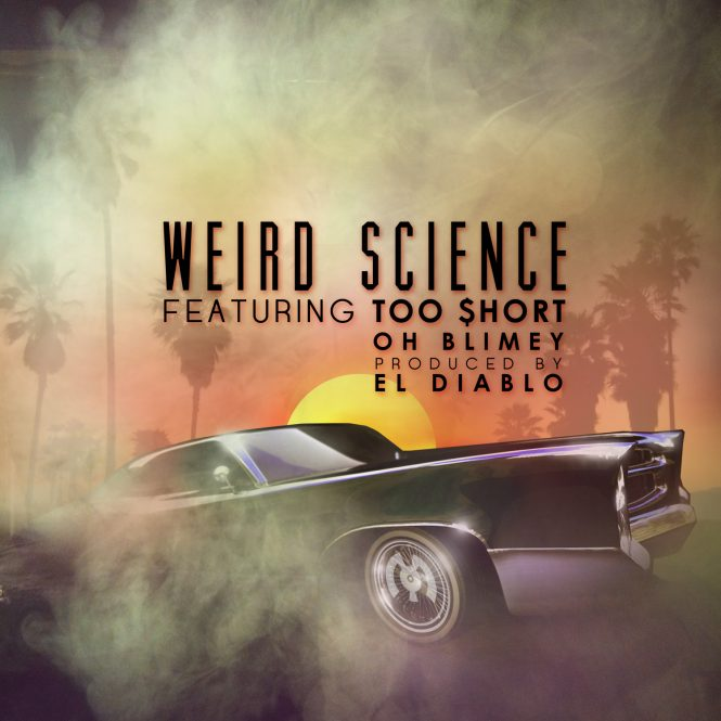 Weird Science Artwork