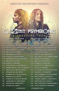 """Biohackers"" North America Tour w/ CloZee"
