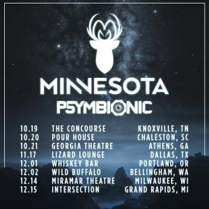 Tour Dates with Minnesota