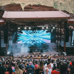 Psymbionic Live At Red Rock 2018