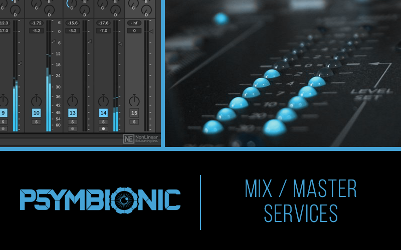 Mix / Master Services